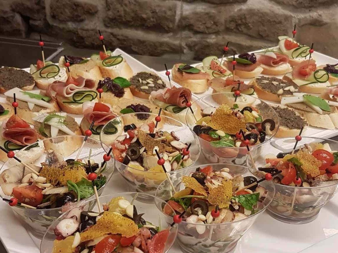 Događanja u restoranu Para di šoto